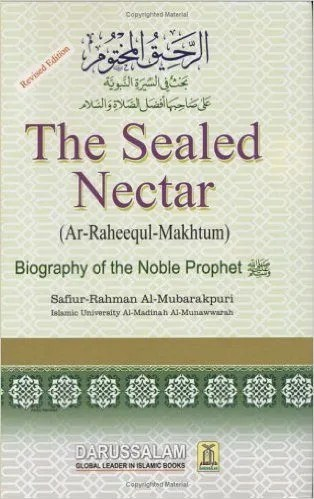 The sealed nectar colour pdf