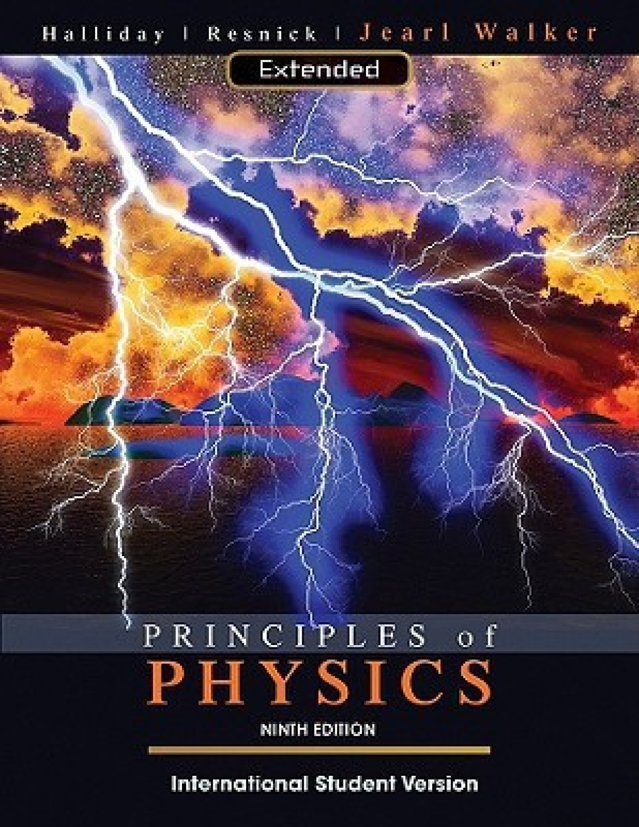 Principles of physics 10th edition solution manual