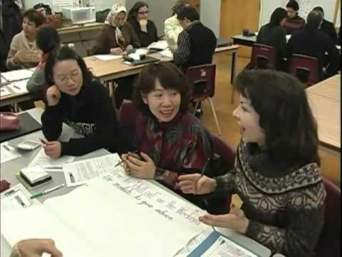 Language instruction for newcomers to canada edmonton