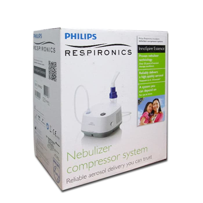 Philips respironics nebulizer cleaning instructions