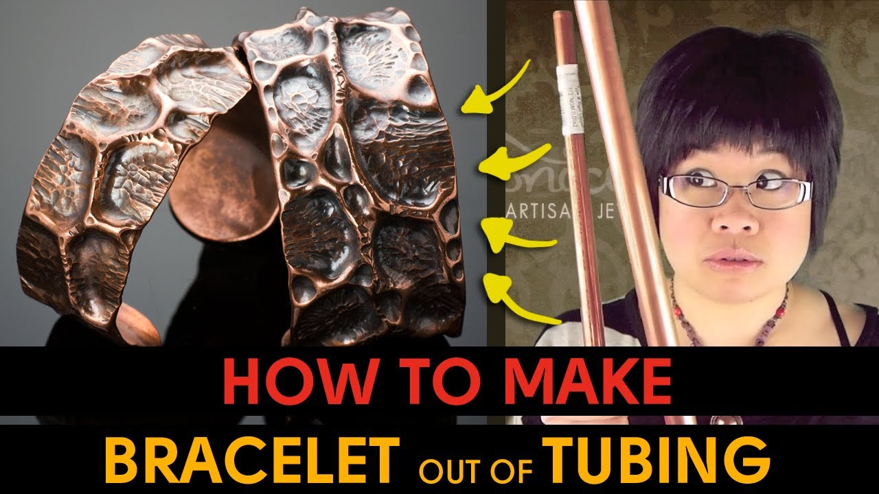 Youtube how to make copper bracelet