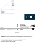 citroen c5 2005 user manual pdf