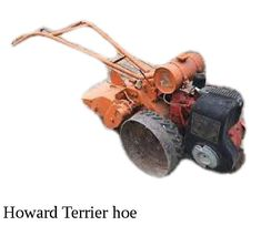 howard rotary hoe workshop manual