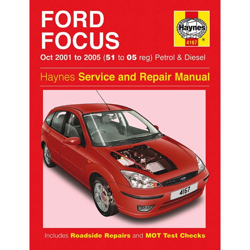 ford focus st170 manual pdf