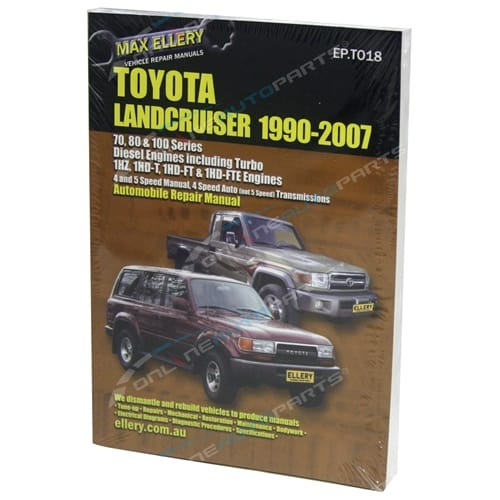 toyota landcruiser hzj75 workshop manual