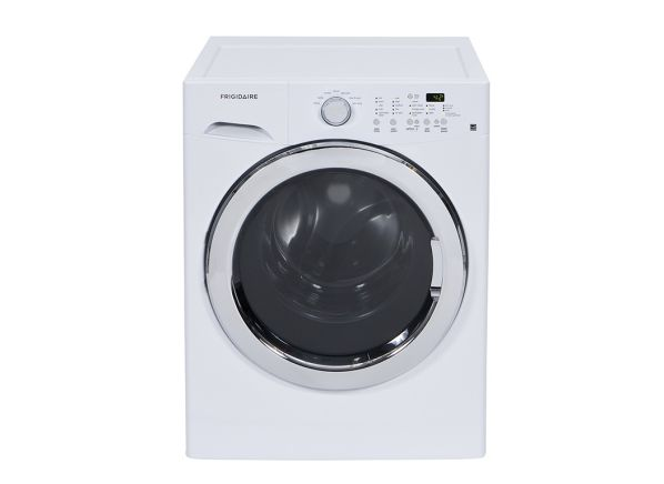 frigidaire affinity front load washer manual