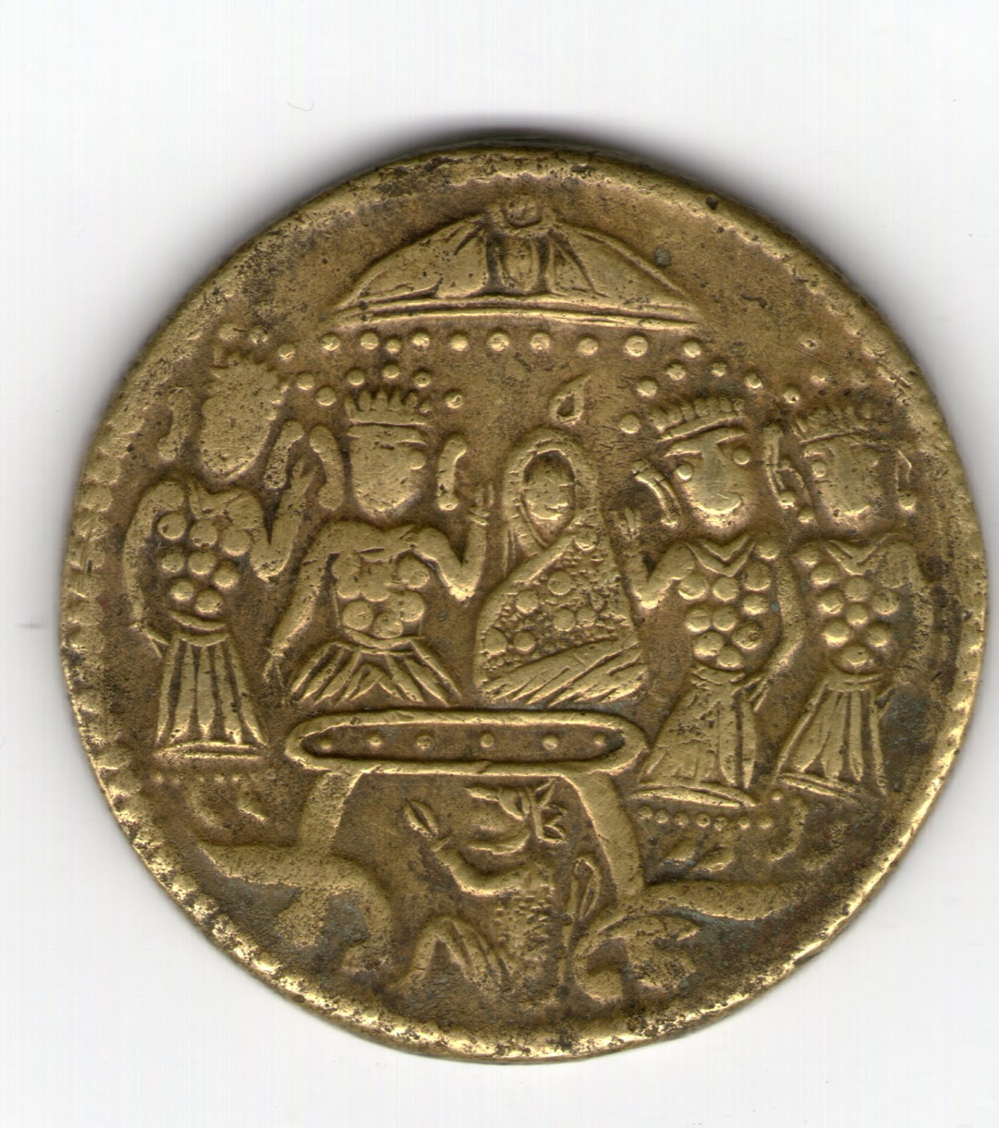 market value of old indian coins